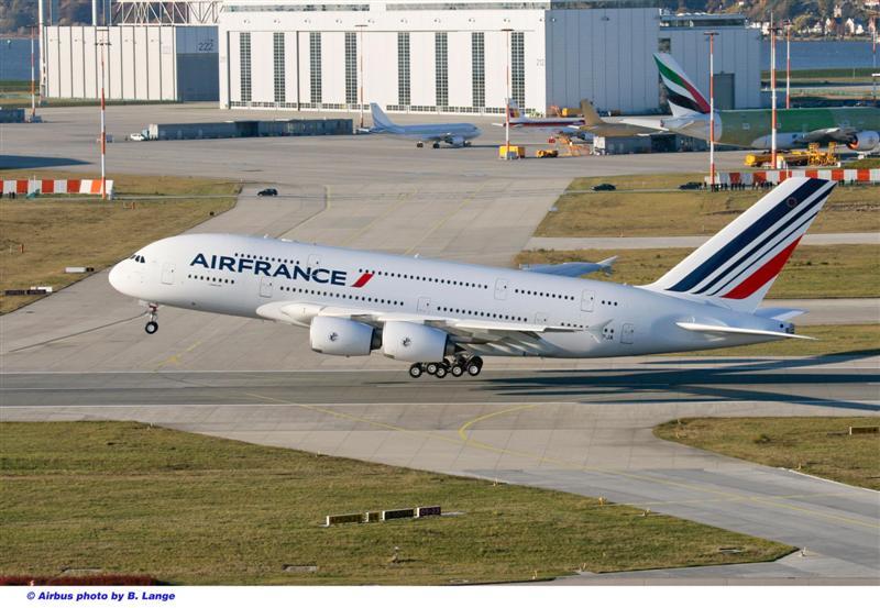Toulouse. Le dernier convoi de l'A380 est arrivé sur le site d'Airbus cdr