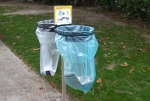 Le thème de la 6e édition de la semaine du développement durable est le recyclage.