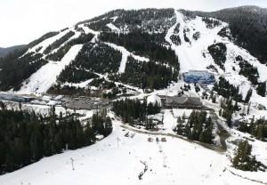 Moins de neige et des températures qui devraient grimper dans les Pyrénées selon les scientifiques Photo : Toulouse Infos