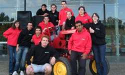 Interagros 2010 : L'INP-ENSAT aux commandes