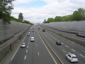 Un accident sur le périphérique sud de Toulouse a perturbé le trafic Illustration: Toulouse Infos