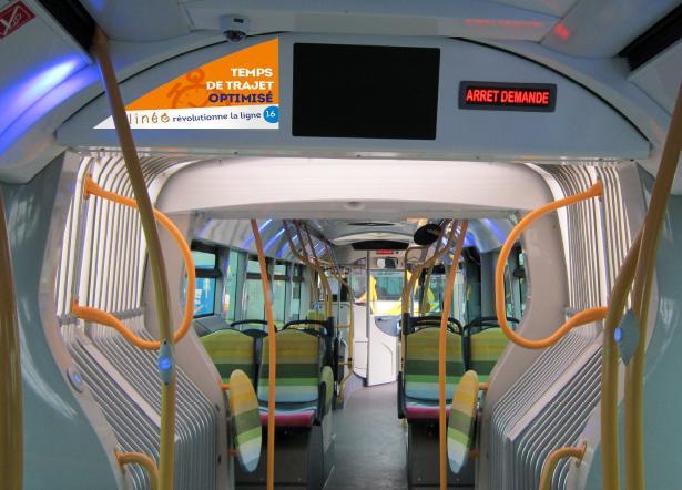 Bus les lignes lin o vous apportent un plus haut - Horaire bus bayonne ...