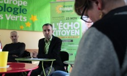 Municipales 2014 : les Verts se posent en « alternative au Front National »