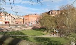 Toulouse : Les secrets du quai de la Daurade