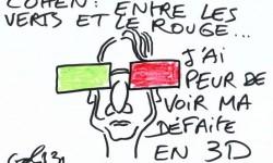 Municipales : le second tour toulousain en 23 caricatures