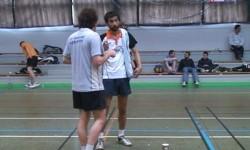 0% Foot spécial Badminton
