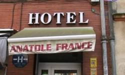 A la decouverte de l'hôtel…Anatole France