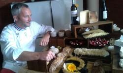 Le pain, le vin et le fromage stars d'un lieu « unique et atypique »
