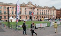 FestOval : le rugby en fête au Capitole