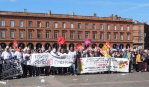 manifs anti austérité avril 2015