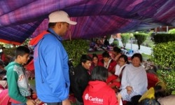 Le Secours Catholique Ariège-Garonne se mobilise pour le Népal