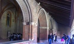 Le cloître des jacobins ouvrira ses portes pendant la période de chaleur