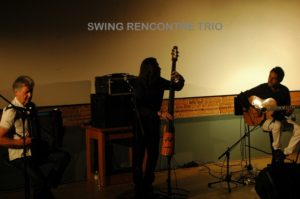 Cswing rencontre trio
