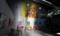Street Art : Exposition Mister Freeze au 50cinq