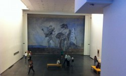 Le rideau de fond de scène de Picasso, 50 ans d'histoire avec le musée des Abattoirs de Toulouse