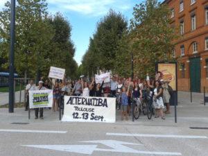 Collectif Alternatiba édition 2015 à Toulouse Archives Toulouse Infos