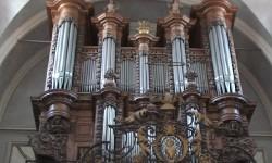 Toulouse les orgues en octobre