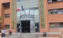 Gérard Collomb à lancé la police de sécurité et du quotidien à Toulouse