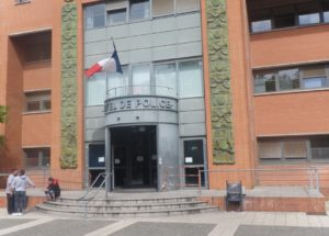 Gérard Collomb à lancé la police de sécurité et du quotidien à Toulouse  Photo : Toulouse infos