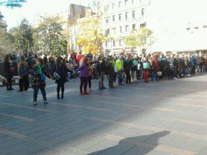 manifestation citoyens écologistes Photo : Toulouse Infos