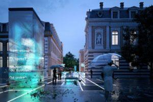 quai des savoirs parvis Cville de Toulouse