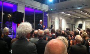discours de clôture de  mandature Martin Malvy C : Toulouse Infos