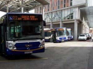 Tisséo : une mobilisation perturbe le trafic des bus Photo : Toulouse Infos