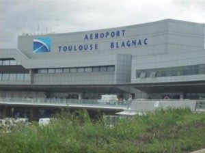 Aeroport Toulouse-Blagnac Photo: Toulouse Infos