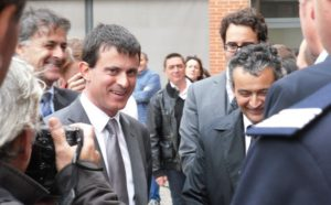 Manuel Valls photo : Toulouse Infos