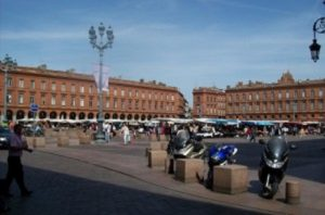 Le forum ELLE Active s'installe au Capitole Photo: Toulouse Infos