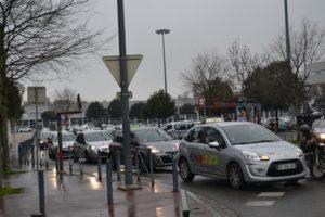 Manifestation auto-écoles photo : Toulouse Infos