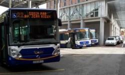 Arrêt de la ligne A du métro : des bus comme alternative