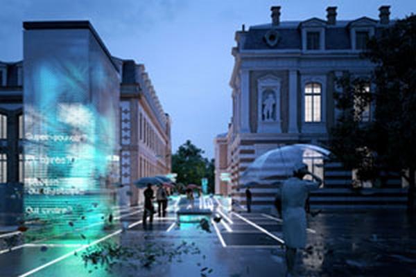 Week-end des nouvelles technologies au Quai des savoirs Cville de Toulouse