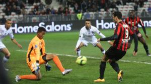 Le TFC subit mais ne rompt pas face à Nice (1-1) COGCNICE/DR