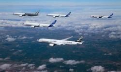 Airbus et Boeing cumulent les commandes au salon de Farnborough