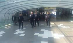 Sécurité renforcée à l'aéroport de Toulouse-Blagnac, à la gare Matabiau et dans les espaces publics du département