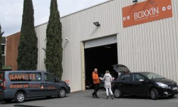 Boxx'in : Le premier parking privé low cost de qualité au pied de l'aéroport