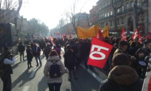 Manifestation Toulouse Ctwitterfo/dr