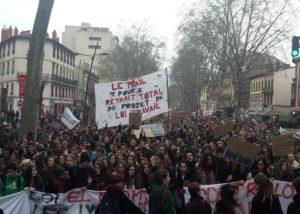 Manifestation Toulouse CTwitterunef/dr