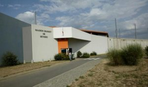 Blocage des prisons, vers des sanctions ? Photo prison de Seysses : Toulouse