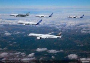 Trou d'air chez Airbus cAirbus