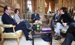 François Hollande à Toulouse et dans l'Aude ce samedi