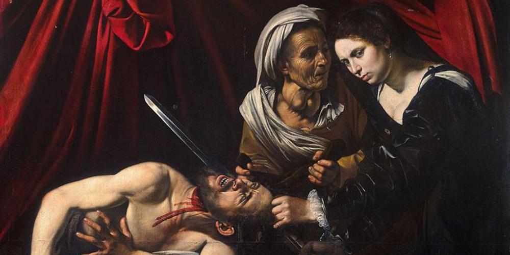 Le tableau du Caravage exposé à Toulouse avant sa vente