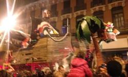 Carnaval de Toulouse 2017 : Grand défilé du samedi 25 mars