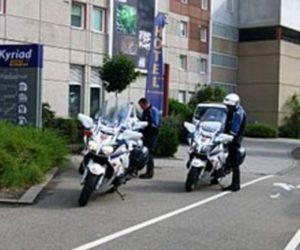 Police Motards DR
