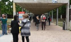 Les étudiants grévistes de l'université Jean-Jaurès votent le blocage du périphérique toulousain