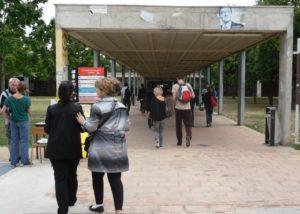 Les étudiants grévistes de l'université Jean-Jaurès votent le blocage du périphérique toulousain  Photo Illustration : Toulouse Infos