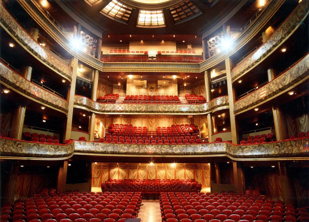 Theatre du Capitole em Toulouse