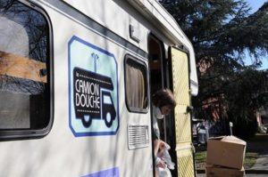 L'association du camion douche fait un appel aux dons pour se développer