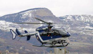 Hélicoptère Gendarmerie dr